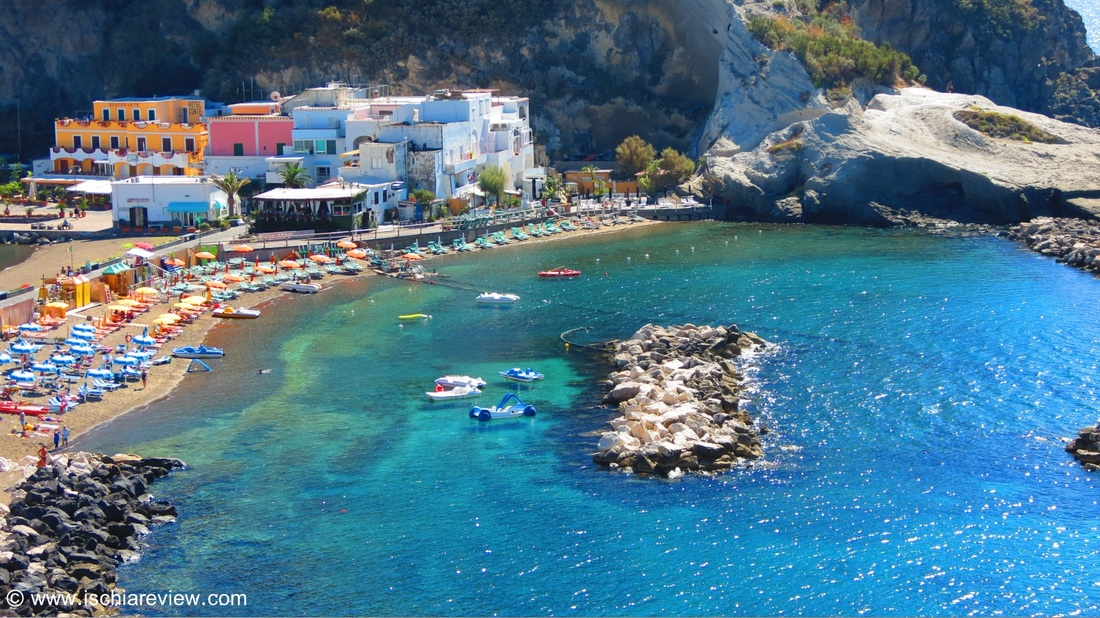 Beaches in sant angelo ischia review com